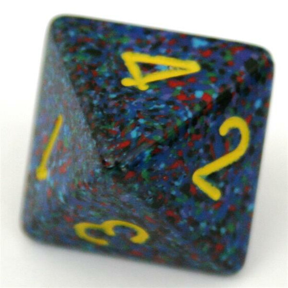 Chessex Speckled Twilight D8