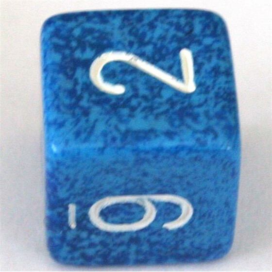 Chessex Speckled Water W6