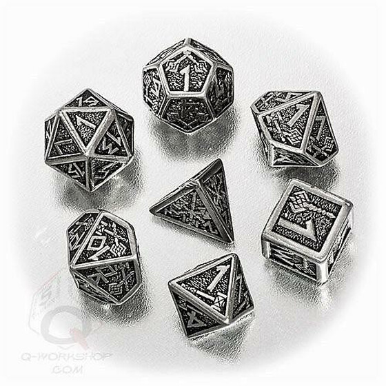Metaldice Dwarf Set