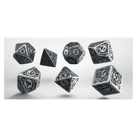 Metaldice Steampunk Set