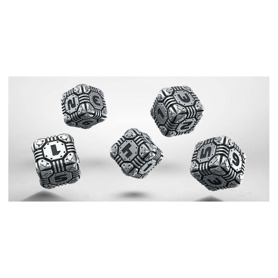 Metaldice Tech D6 Set
