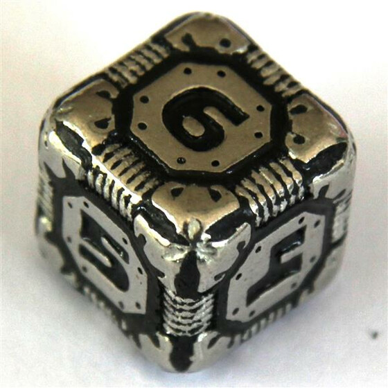 Metaldice Tech D6