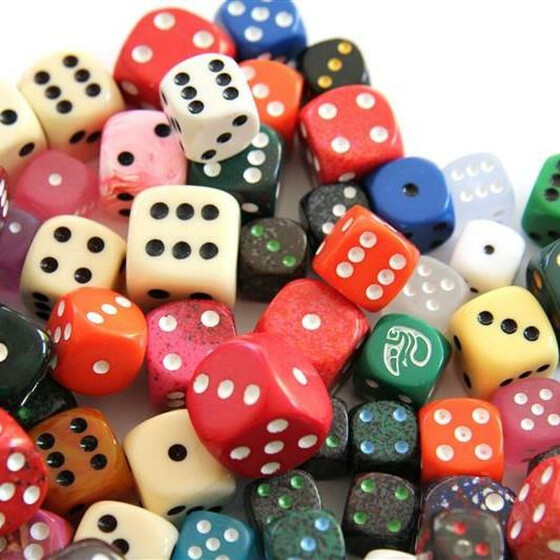 Chessex Pound O Dice D6
