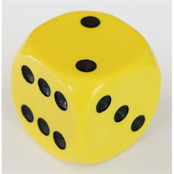 D6 36mm Yellow