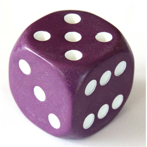D6 36mm Purple