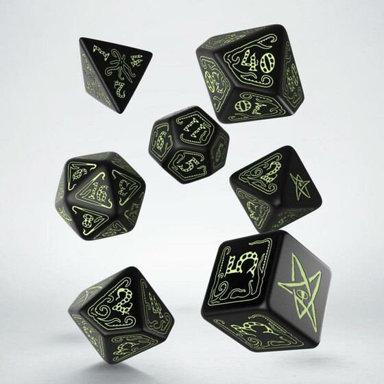Call of Cthulhu Black/Glow in the dark