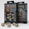 Dwarven beige/black Set