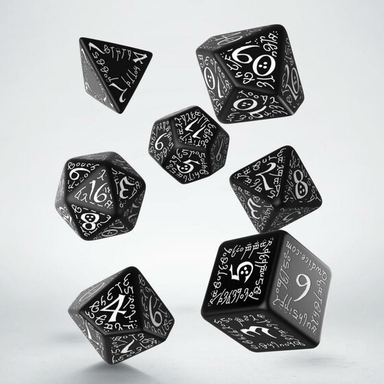 Elvish Black/White Set