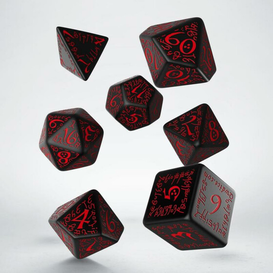 Elvish Black/Red Set