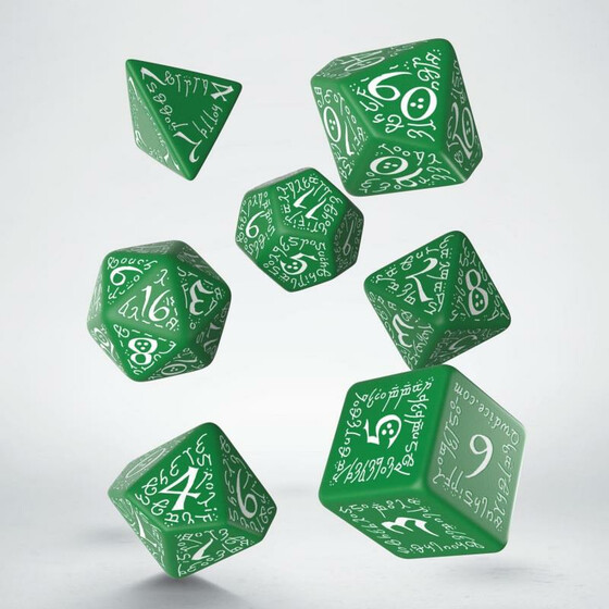 Elvish Green/white Set