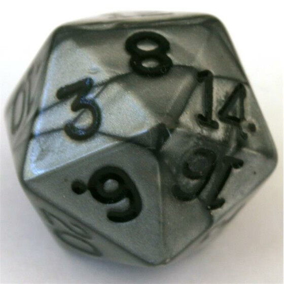 Olympic Silver D20
