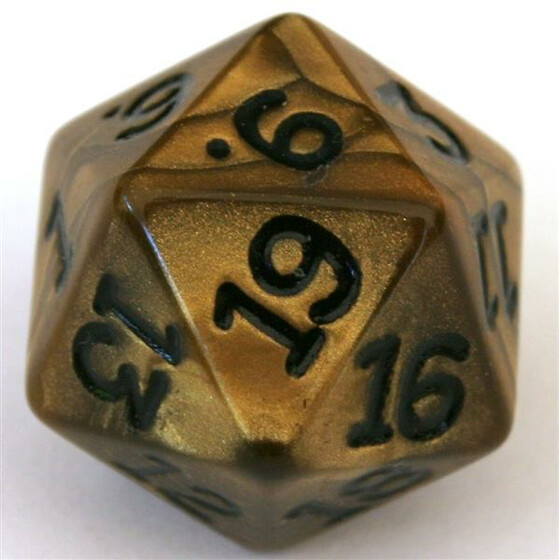 Olympic Gold D20