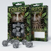 Forest 3D white/black Set