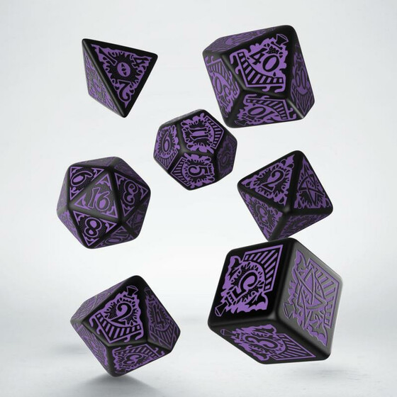 Call of Cthulhu Horror on the Orient Express black/purple...