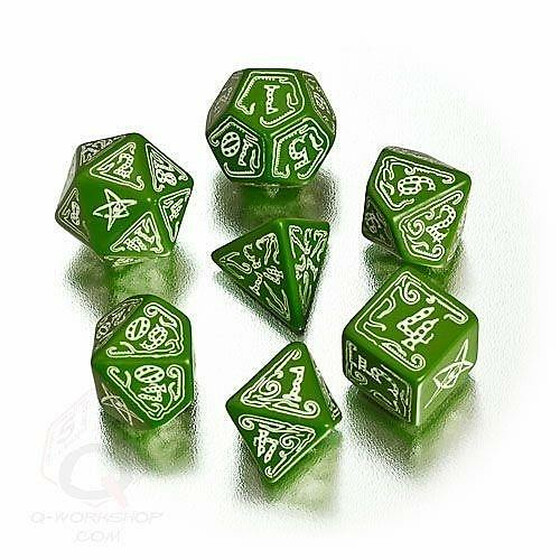 Call of Cthulhu Green/Glow in the dark