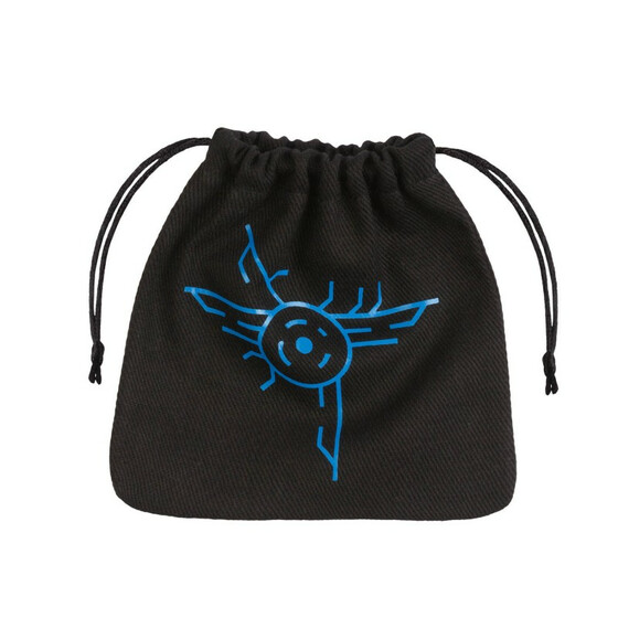 Dice Bag Galactic black/blue
