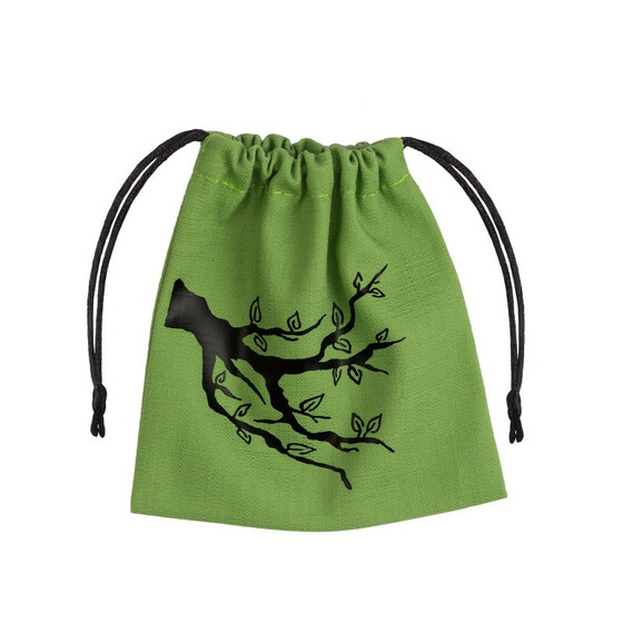 Dice bag Ent green/black