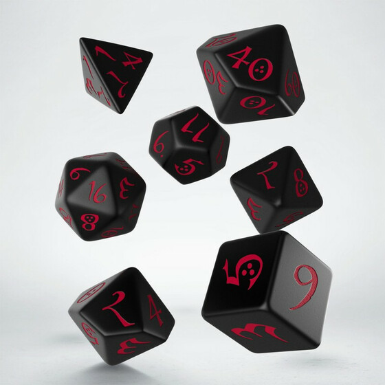Classic RPG Black/Red