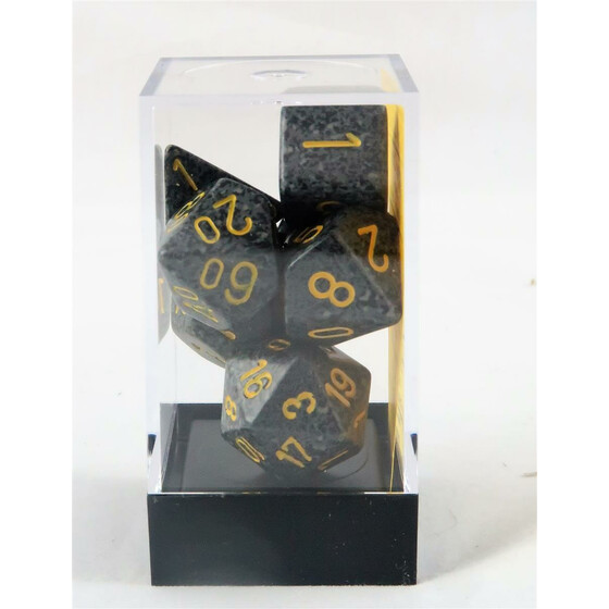 Chessex Speckled Urban Camo Set boxed