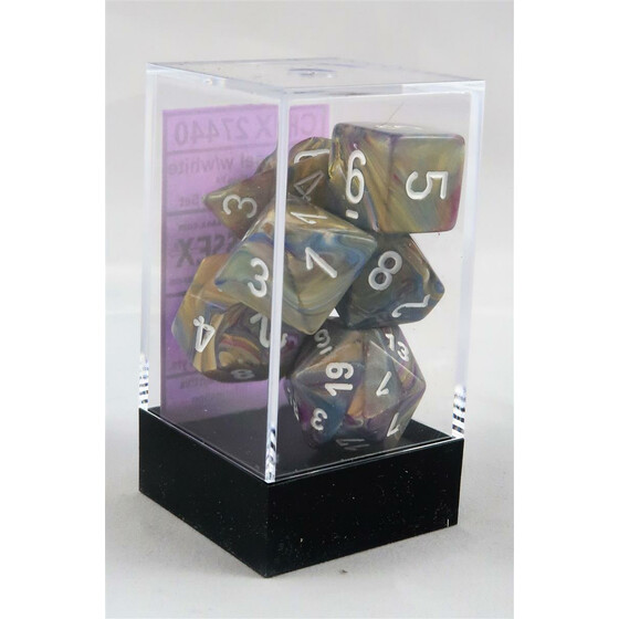 Chessex Festive Carousel set boxed