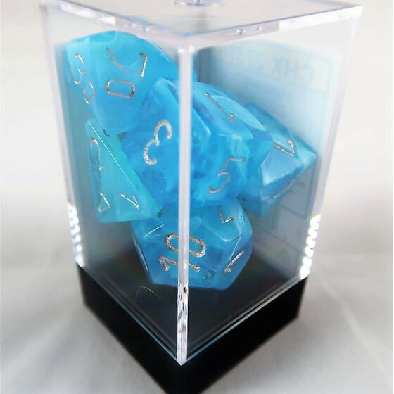 Chessex Luminary Sky Set boxed