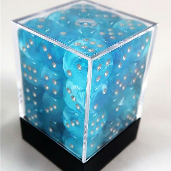 Chessex Luminary Sky W6 12mm Set