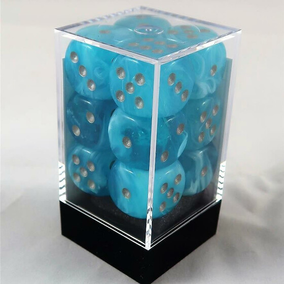 Chessex Luminary Sky W6 16mm Set
