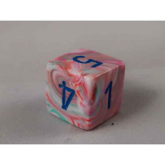 Chessex Festive Pop Art W6