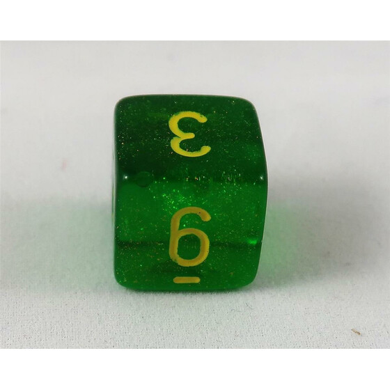 Chessex Borealis Maple Green W6