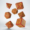 Starfinder Dawn of Flame dice set