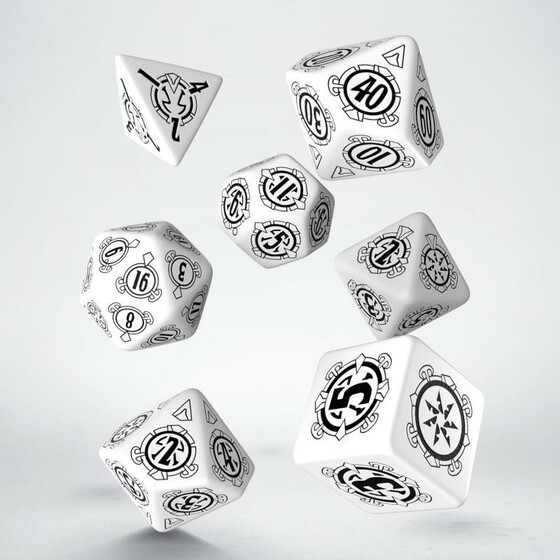 Pathfinder Shattered Star Würfel Set