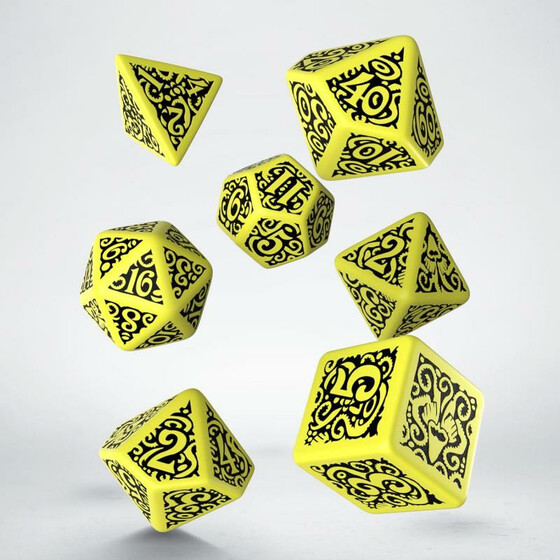 COC The Outer Gods Hastur Dice Set