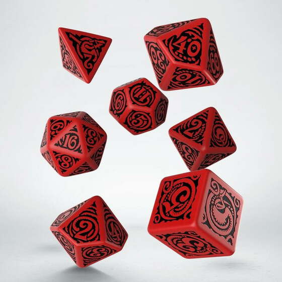 COC The Outer Gods Nyarlathotep Dice Set