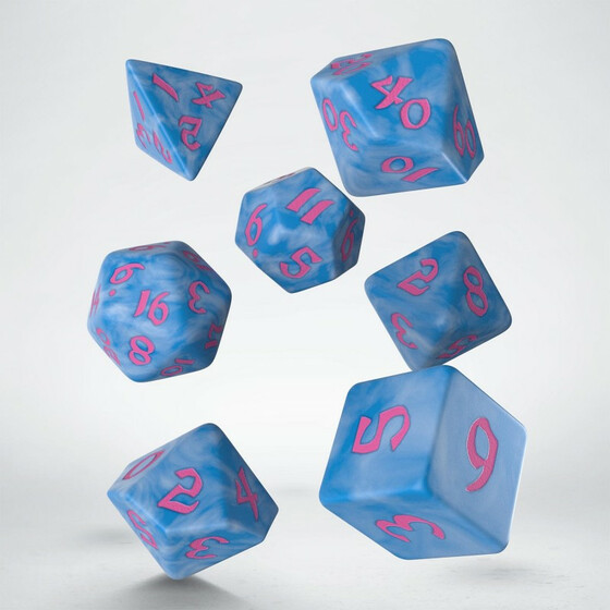 Classic Runic Glacier/pink Set