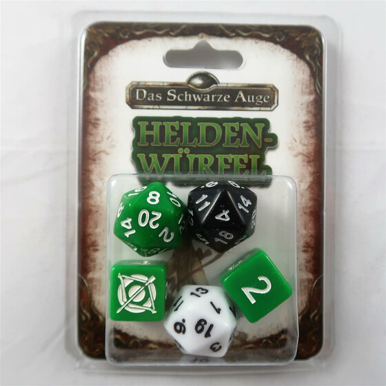 DSA 5 starter box: elves dice set