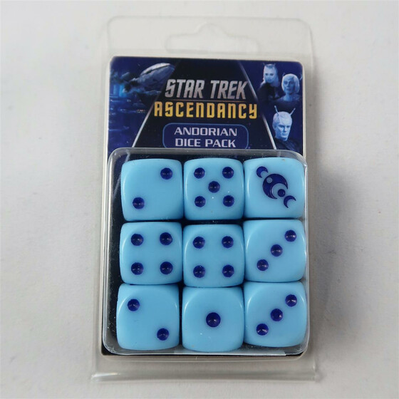 Star Trek Ascendancy: Andorian Dice Pack