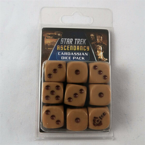 Star Trek Ascendancy: Cardassian Dice Pack