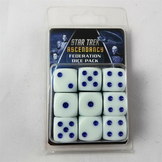 Star Trek Ascendancy: Federation Dice Pack