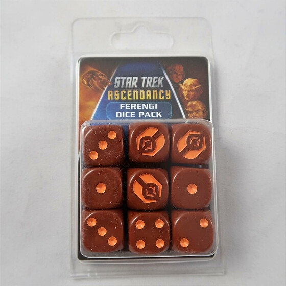 Star Trek Ascendancy: Ferengi Dice Pack