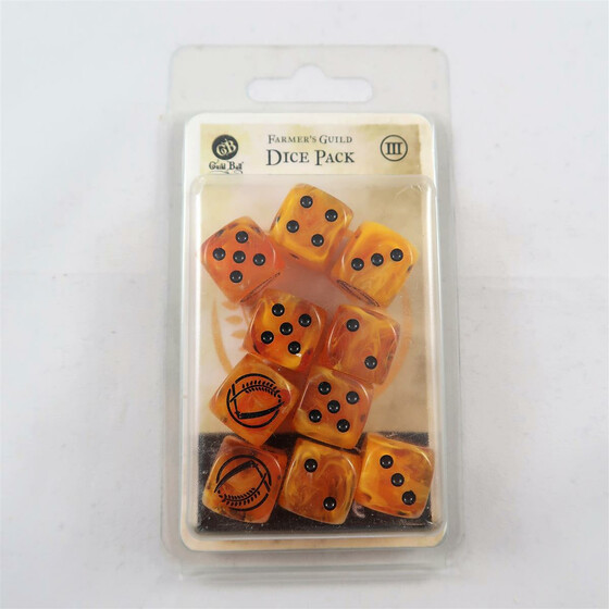 The Farmers´s Guild Dice Pack