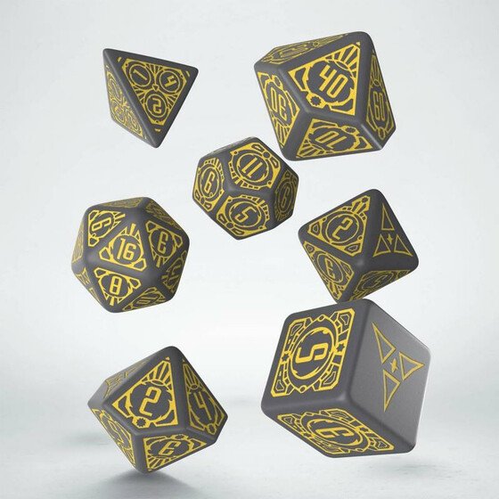 Starfinder The Treefold Conspiracy Dice Set