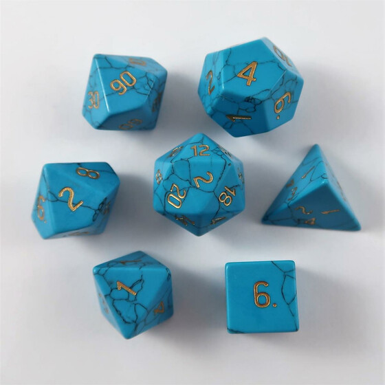 Blue Turquiose Set