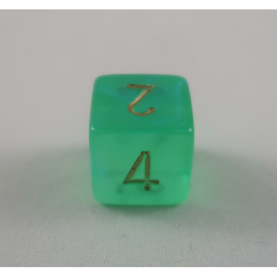Chessex Borealis Light Green W6