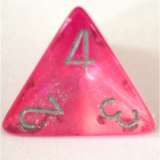 Chessex Borealis Pink W4
