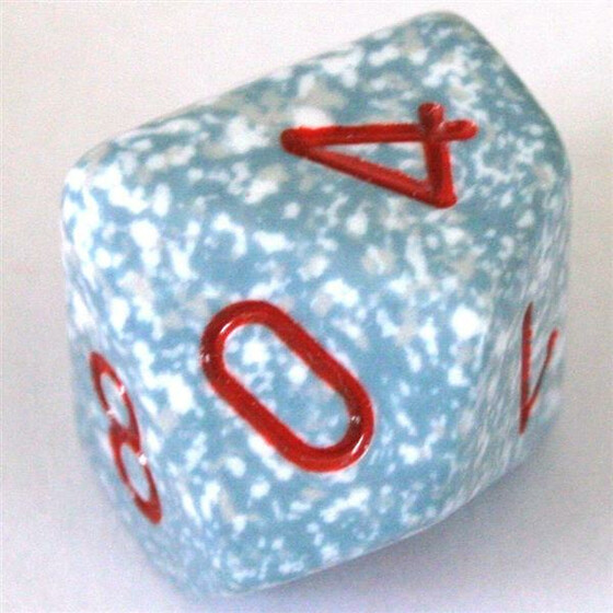 Chessex Speckled Air D10