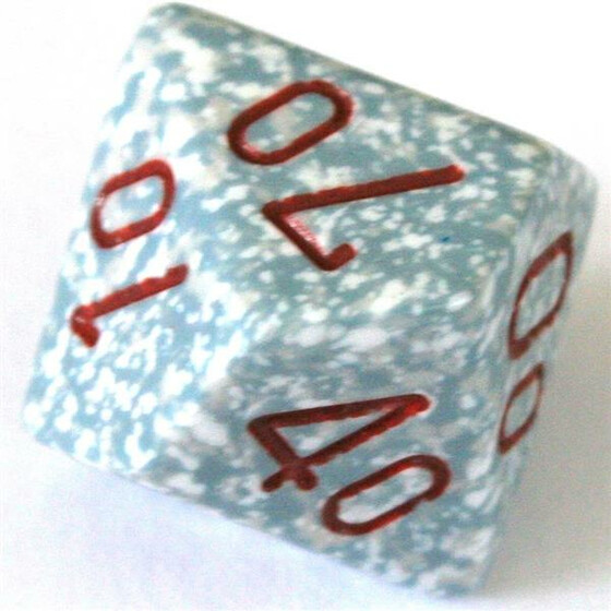 Chessex Speckled Air D10%