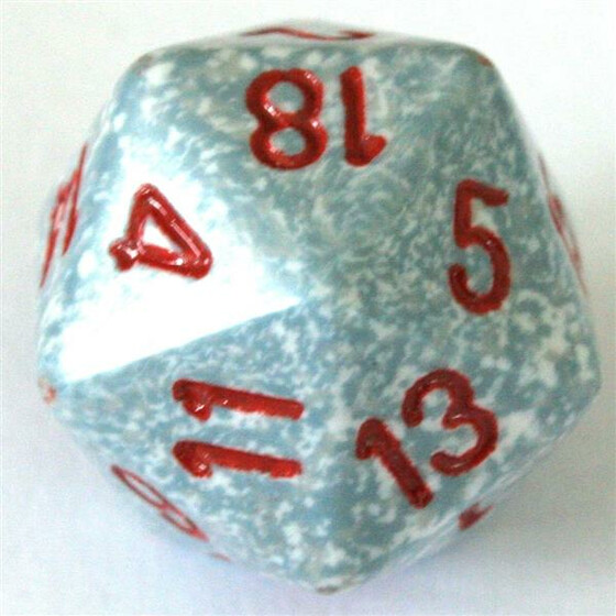 Chessex Speckled Air D20