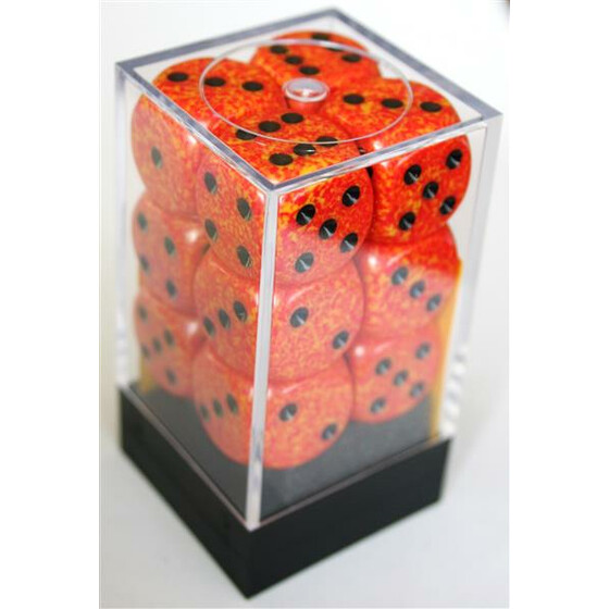 Chessex Speckled Fire D6 16mm Set