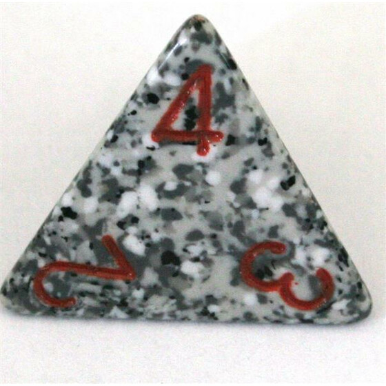 Chessex Speckled Granite W4