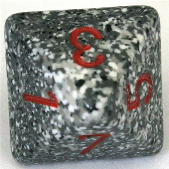 Chessex Speckled Granite W8